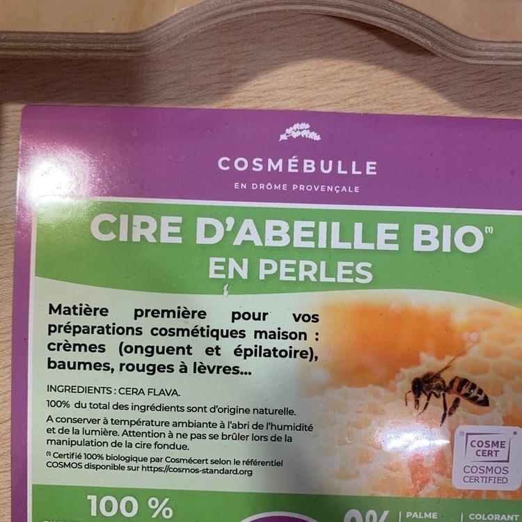 CIRE D'ABEILLE EN PERLE